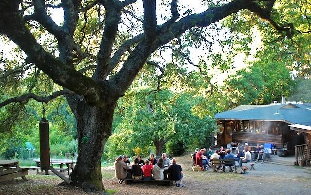 OAEC community dinner