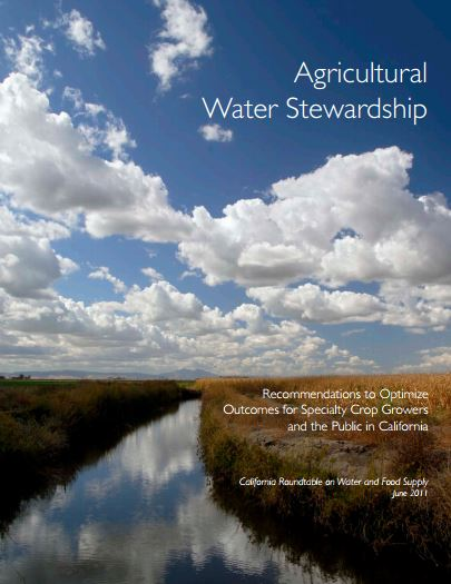 Agricultural Water Stewards